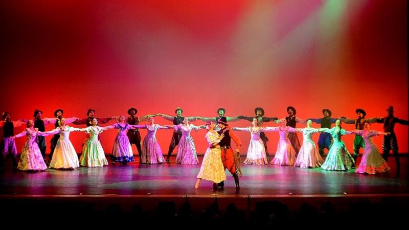 El Ballet Folklórico Nacional ofrece su versión del