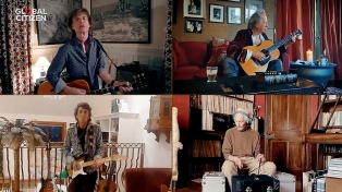 Rolling Stones, McCartney y Lady Gaga, en un festival que reunió 128 millones de dólares