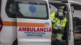 Protestas por el ajuste económico, mientras suben los contagios y muertos de coronavirus