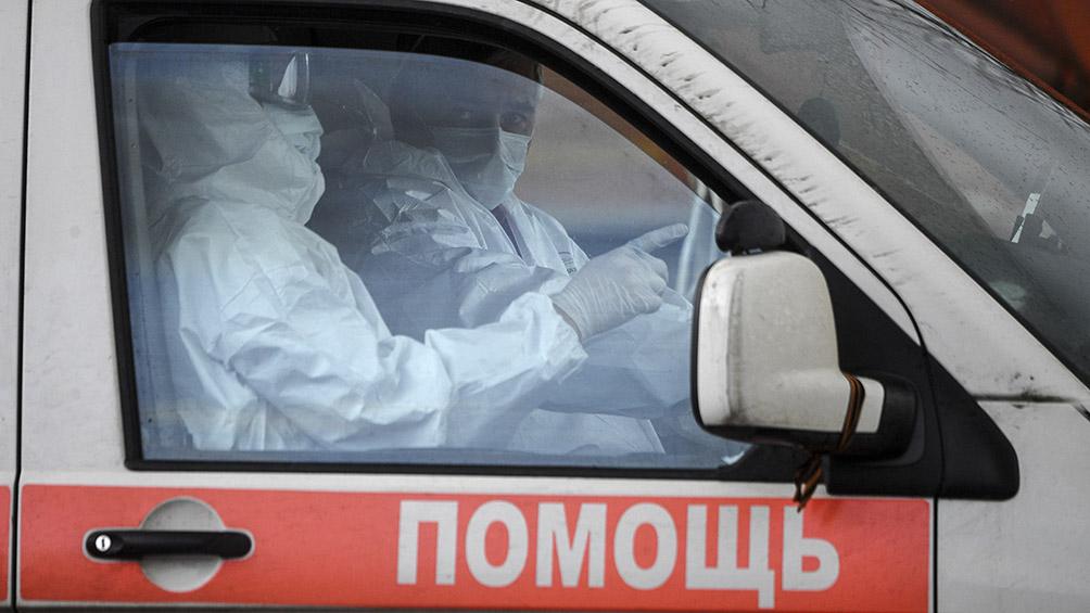 Rusia registra un récord de muertes diarias y de pacientes curados