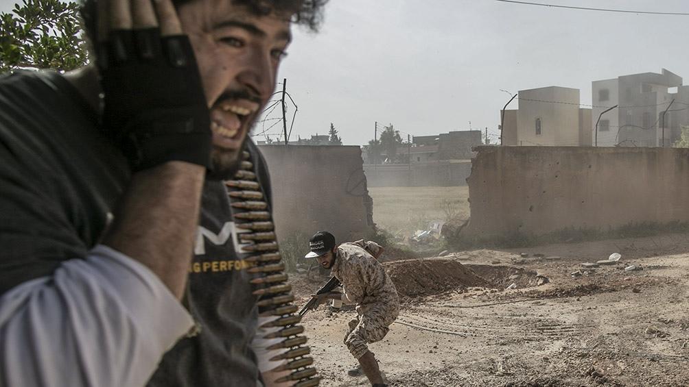 Libia está inmersa en la violencia y el caos desde la caída del régimen de Muammar Kaddafi en 2011.