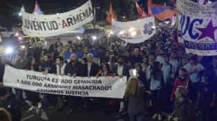 Las instituciones armenias proponen recordar el genocidio en familia