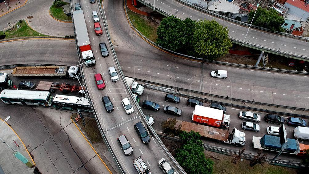 Uno por uno, los cambios en los accesos a la Ciudad de Buenos Aires