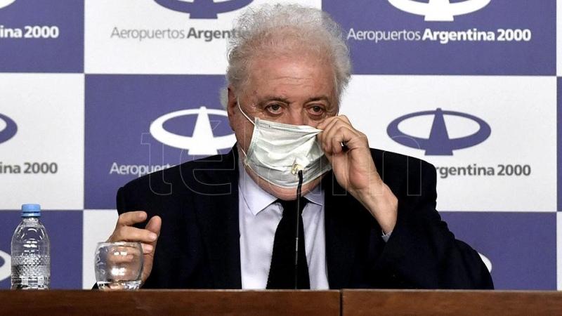 El Ministro de Salud anunció la preparación del protocolo y le respondió a Gallardo