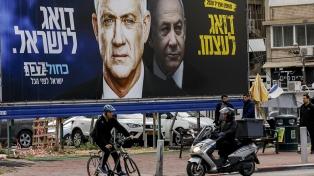 La investidura del nuevo gobierno de Israel se posterga un día y tendrá lugar el jueves