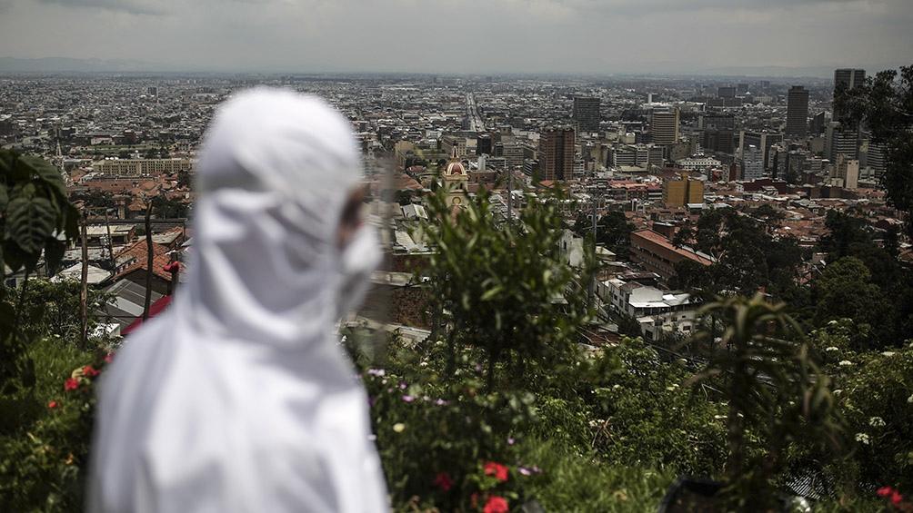 Colombia superó los 900.000 contagios y tiene casi 28.000 muertos
