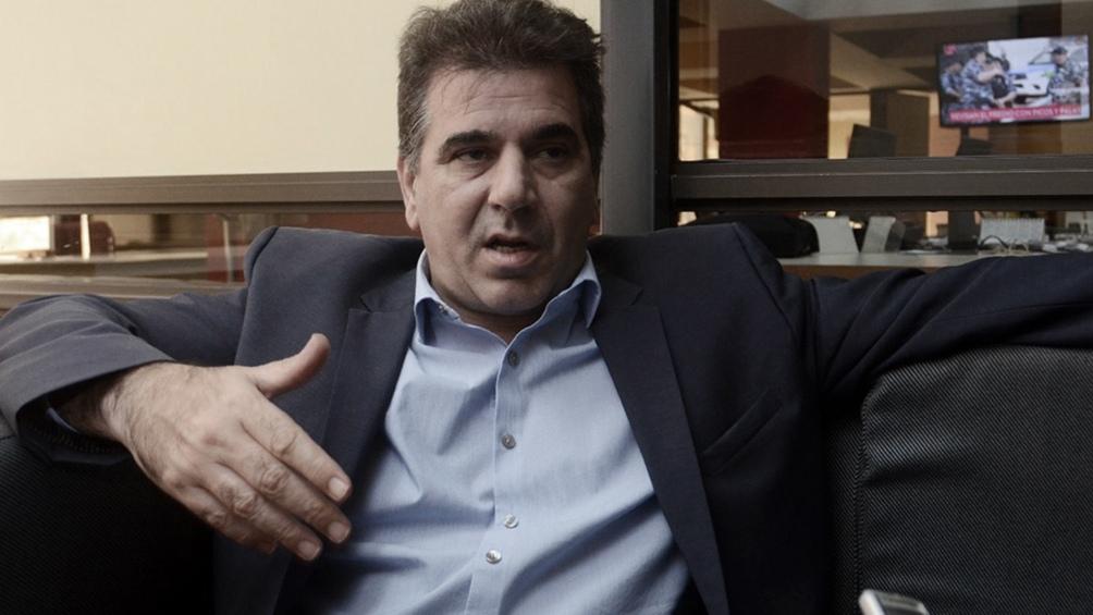 """""""La idea de suspender las PASO sólo reafirma que no hay seguridad ni firmeza en el plan sanitario, ni de vacunación"""", agregó Ritondo."""