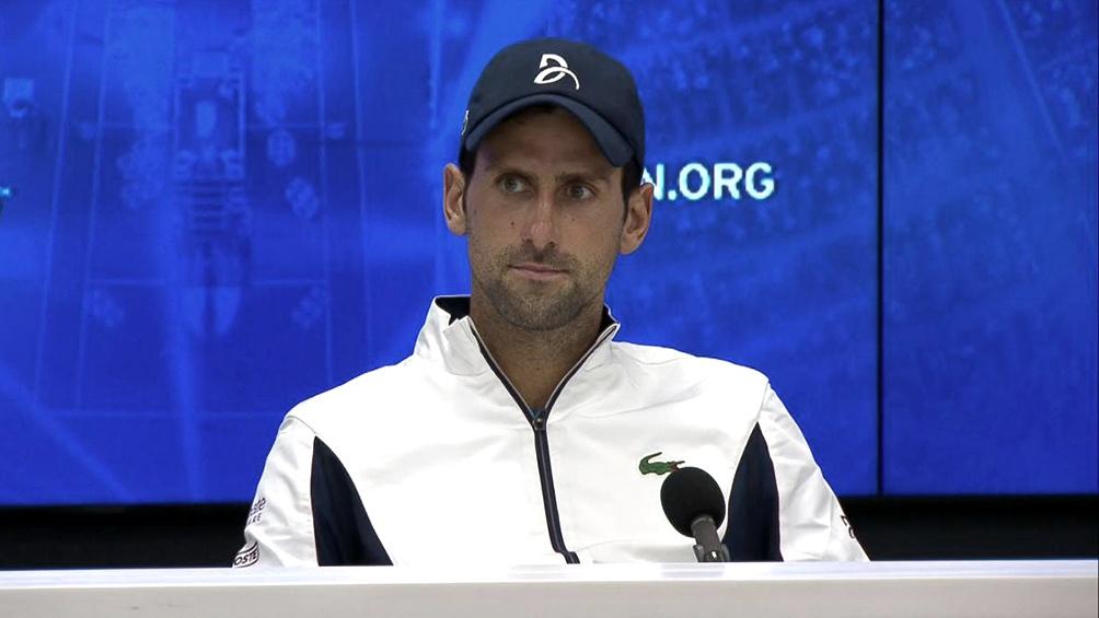 Djokovic, a paso firme en el US Open y el sindicato por el que lucha y que Federer y Nadal no apoyan