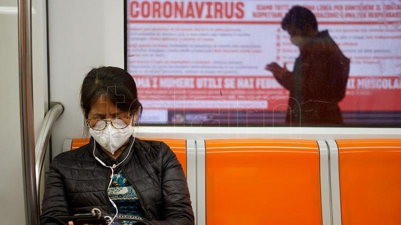 Nuevo récord de personas curadas en Italia, mientras siguen bajando los positivos