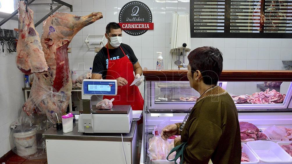 """Dos de cada tres compradores """"racionales"""" prefieren las carnicerías."""