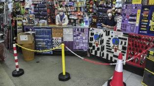 Las ferreterías aumentaron sus ventas en un 20% durante la cuarentena