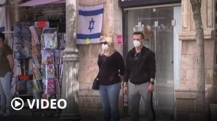 Israel recuerda a las víctimas del Holocausto en medio de la pandemia