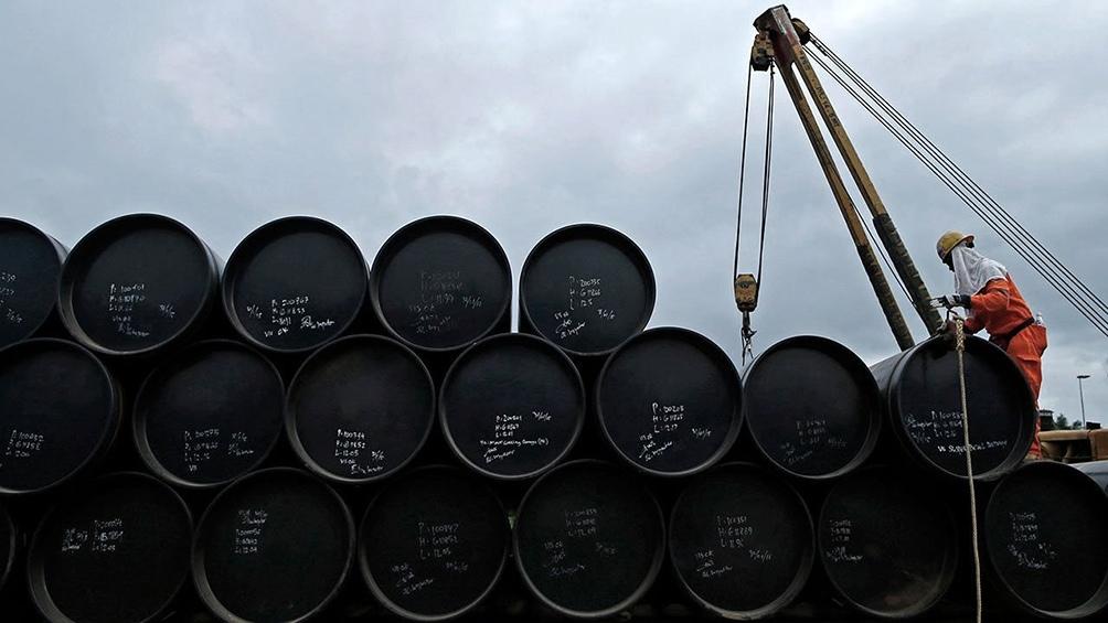 El precio del barril Brent operó con una alza del 0,2% y concluir en US$ 63,40.
