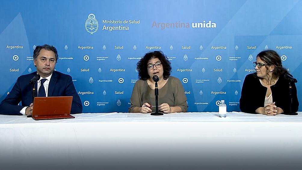 Suman 152 las personas fallecidas hasta el momento  en la Argentina