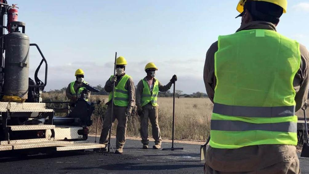 La obra pública impulsó la recuperación del sector de ola construcción