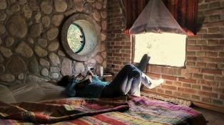 """Al calor del aislamiento, cineastas estrenan """"Las fronteras del cuerpo"""""""
