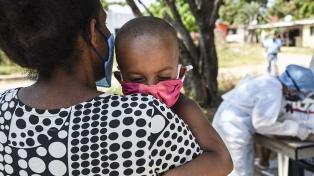 La OPS reparte material sanitario para combatir la pandemia en Venezuela