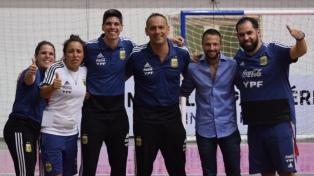 Futsal: El cuerpo técnico y un aporte contra la pandemia