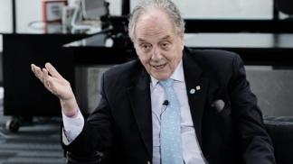 Presidente de la comisión de Presupuesto y Hacienda, Carlos Heller