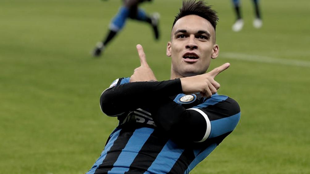 Lautaro Martínez entró y sentenció el triunfo de Inter sobre Torino