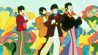 """La película """"Yellow Submarine"""", de Los Beatles, estará disponible en YouTube"""