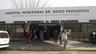 Confirman siete casos de coronavirus en el personal del Hospital Paroissien