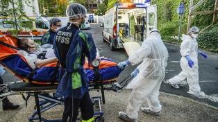 Francia registró 58.000 casos de coronavirus en un día y más de 360 muertos