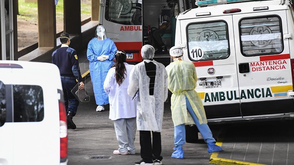 En las últimas 24 horas hubo récord de muertes y contagios de coronavirus en el país