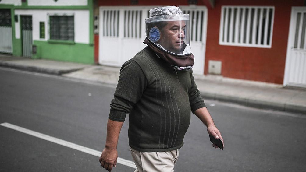 Colombia es el segundo país con más casos de coronavirus