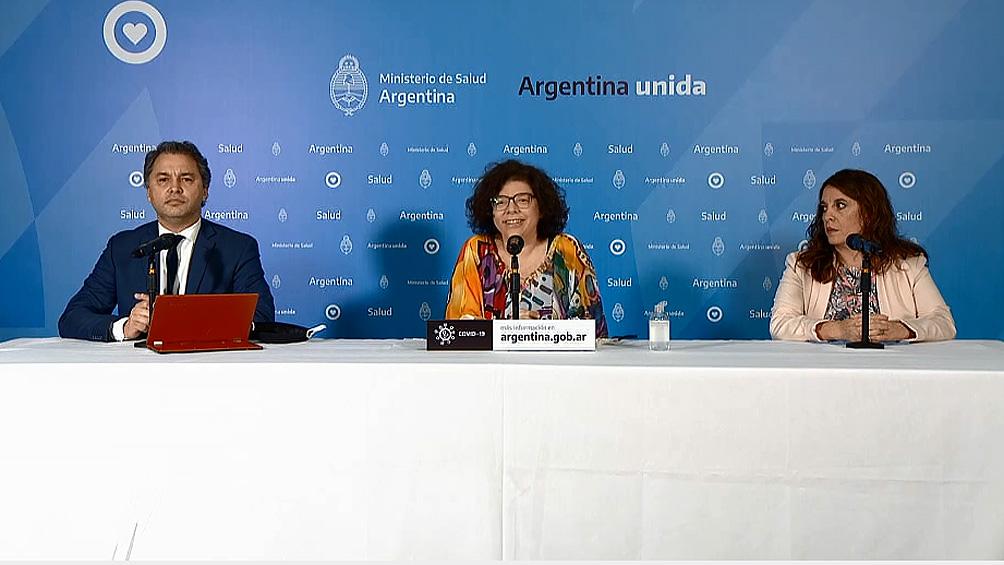 Con tres nuevas muertes, son 285 los fallecidos por coronavirus en la Argentina