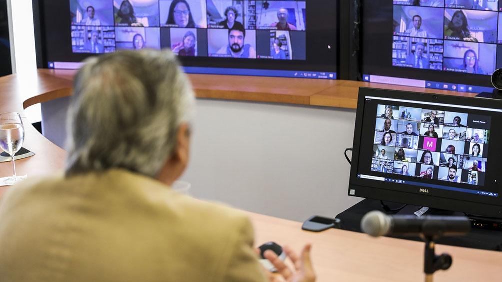 Alberto Fernández participará del encuentro virtual del Grupo de Puebla