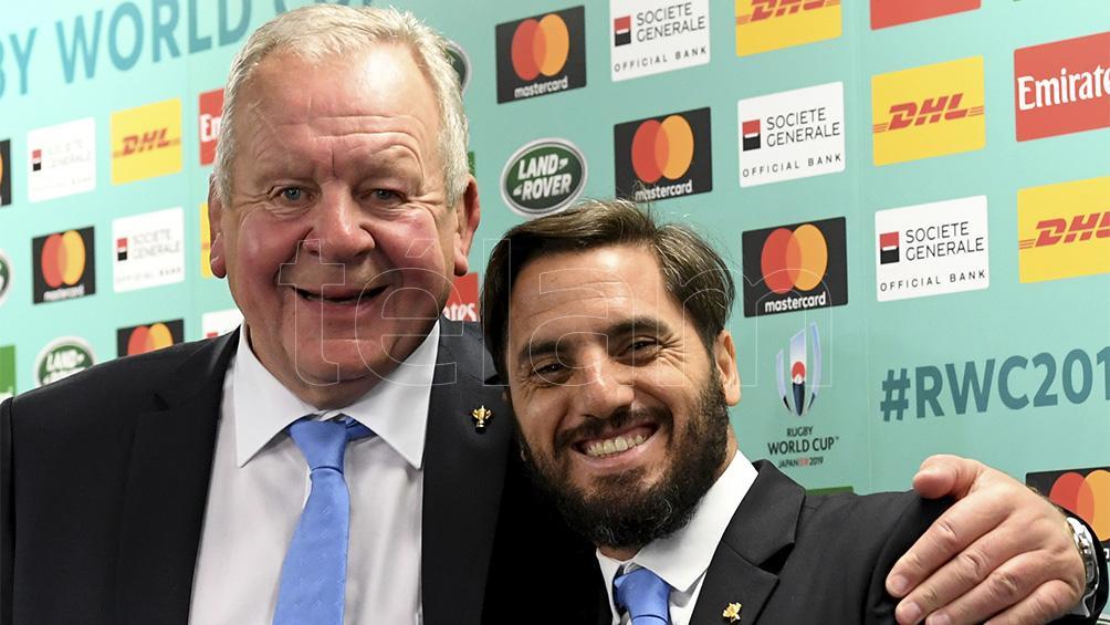 Pichot, un talentoso de medias bajas, busca ser el hombre más fuerte del rugby mundial