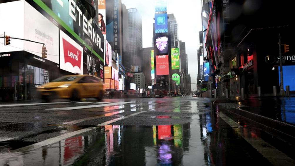 Nueva York retoma la actividad económica gradualmente
