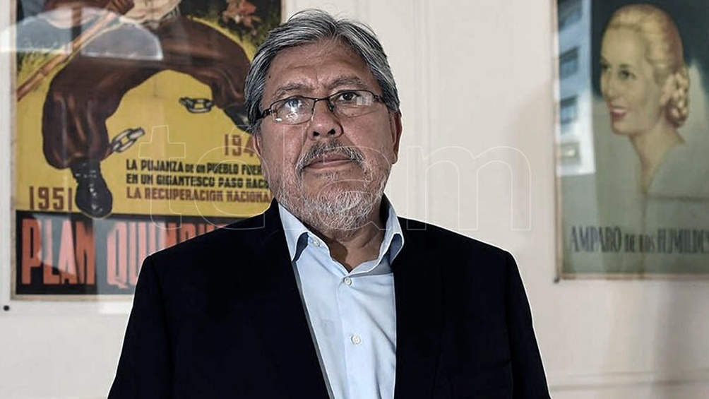 """Navarro: """"Lo de Chubut expresa una confusión política bastante grande del Gobernador y su Ministro de Seguridad""""."""