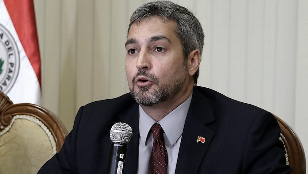Mario Abdo Benítez, Paraguay