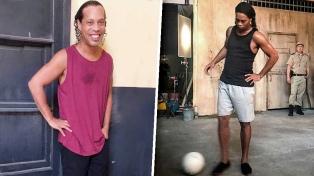 "Ronaldinho: ""En la cárcel jugaba al fútbol y firmaba autógrafos"""