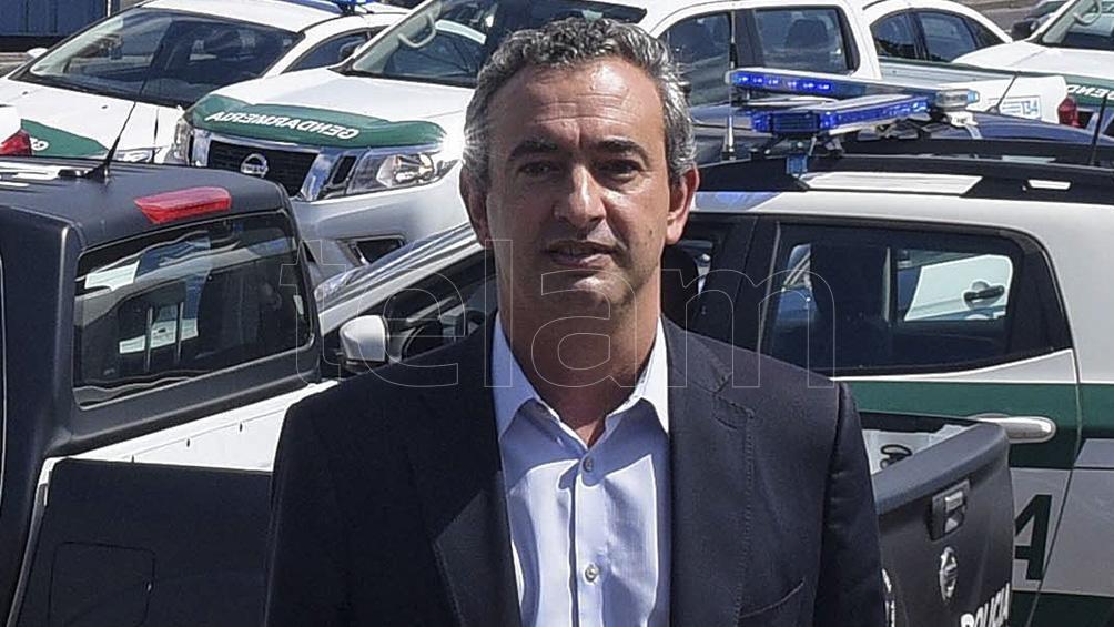 Pablo Javkin, intendente de Rosario.