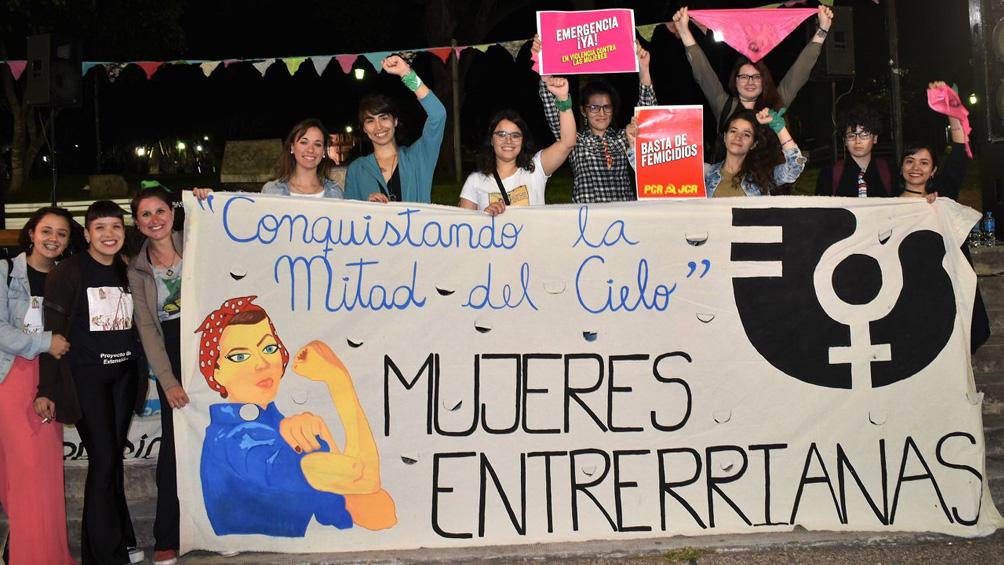 La Multisectorial de Mujeres pidió declarar la emergencia en violencia de género