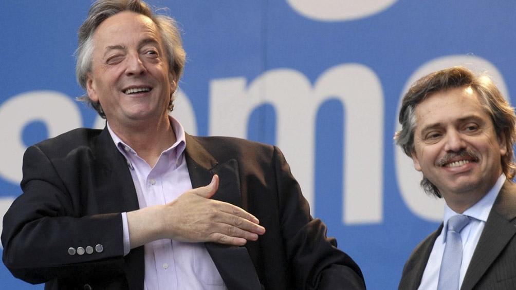 Hace 17 años Néstor Kirchner asumía la Presidencia, con Alberto Fernández como jefe de Gabinete