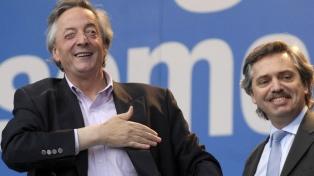 Dirigentes políticos y sociales recuerdan a Néstor Kirchner a 10 años de su muerte