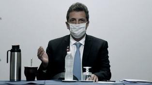 Massa analizó con empresarios y sindicalistas una iniciativa para impulsar la industria automotriz