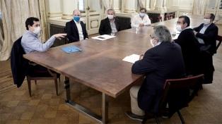 Intendentes radicales destacaron el canal de diálogo y trabajo tras reunirse con De Pedro