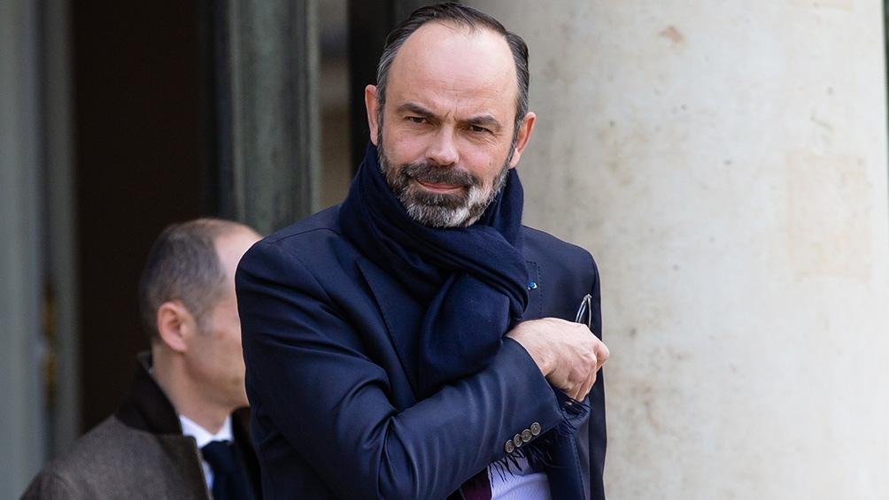 Flamante exprimer ministro Édouard Philippe