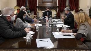 Massa encomienda al Observatorio de Víctimas monitorear libertades de presos