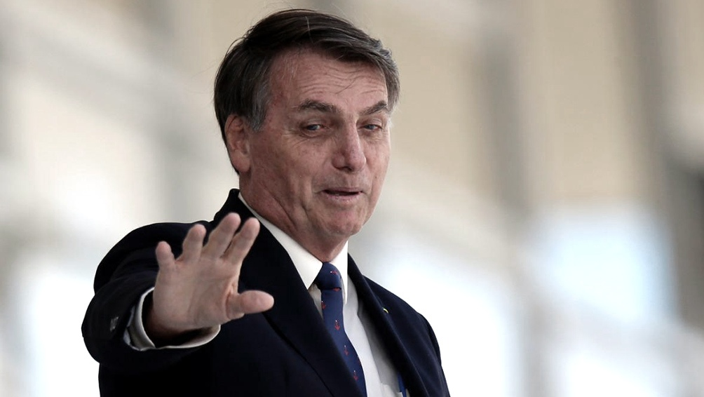 "Bolsonaro: ""No existe nada concreto para mi, inventan fake news para sacarme"""