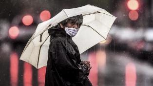 Viernes con probables lluvias, viento y una máxima de 16° en la Ciudad de Buenos Aires