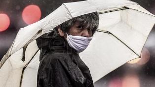 Lunes con probables tormentas y una máxima de 15 grados en la ciudad de Buenos Aires y alrededores