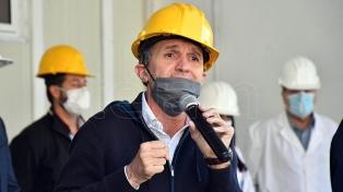 """Katopodis aseguró que el Gobierno busca """"reactivar toda la obra pública del país"""""""