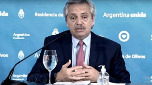 """Fernández consideró """"alentador"""" que el propio Ejército haya llevado a la Justicia a un militar retirado"""