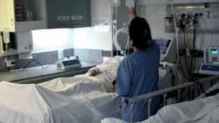 Crece la ocupación de camas de terapia intensiva por parte de jóvenes y embarazadas